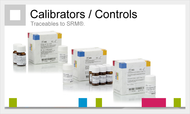 CALIBRATORS AND CONTROLS